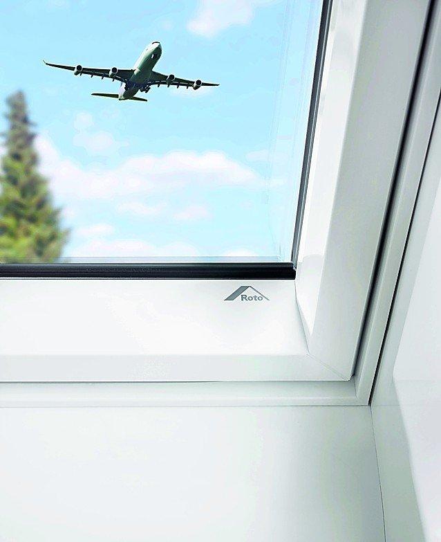schwingfenster mit hohem schallschutz schalld mm ma rw. Black Bedroom Furniture Sets. Home Design Ideas