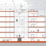 Schnitt. Zeichnung: Riemer Planung GmbH