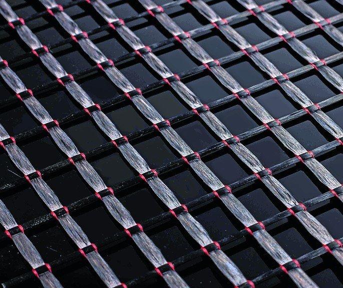 Carbonbeton zertifiziert mit Ü-Zeichen. Bild: V.Fraas Solutions Solutions in Textile GmbH