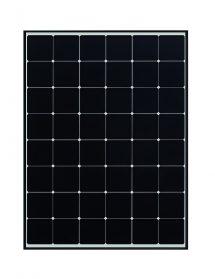 PV-Modul mit hoher Moduleffizienz und gutem Design. Bild: Sharp Energy Solutions