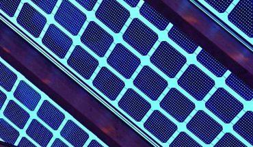 Hoher Wirkungsgrad für Photovoltaik