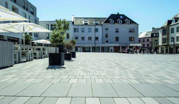 Gestaltungswirksame Töne mit betonsteinpflaster