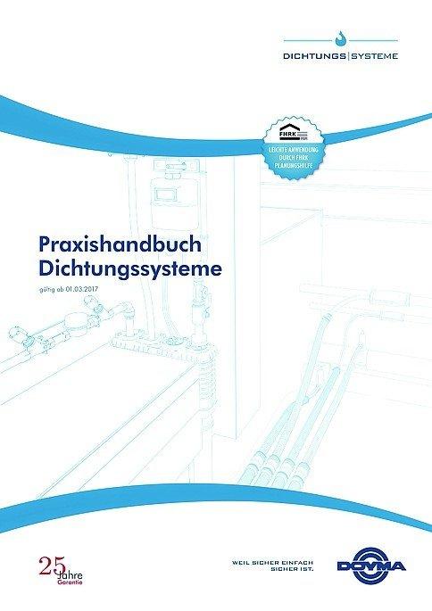 Cover Praxishandbuch Dichtungssysteme.