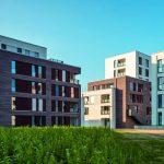 Kalksandstein-Planelemente als vorkonfektioniertes Mauerwerk. Bilder: Neuland