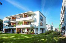 Wohnquartier in Erfurt mit strapazierfähigem Designbelag