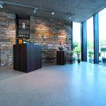 Sichtestrich: Fließestrich nach DIN EN 13813 - Zementgebundene Designböden. Bild: HeidelbergCement | Steffen Fuchs