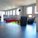 Futuristische Loftwohnung. Bild: HeidelbergCement | Steffen Fuchs