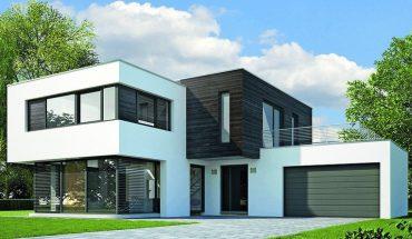 Veredelungsprozess durch Karbonisierung: Verkohltes Holz für die Fassade. Bild: Mocopinus