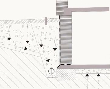 abdichtung erdber hrter au enw nde aufgehender w nde und bodenplatten besondere sorgfalt bei. Black Bedroom Furniture Sets. Home Design Ideas