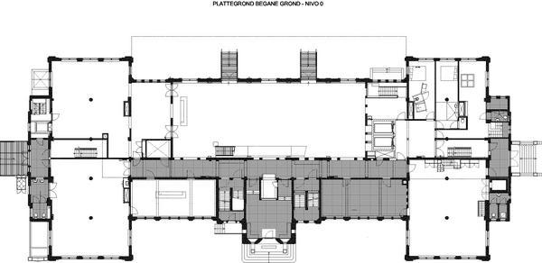 Lloyd hotel in amsterdam kulturbotschaft integriert for Hotel badezimmer grundriss