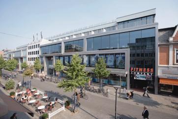 Erneuerung City Center Oldenburg. Neuanfang