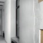 Innendämmung ohne Dampfsperre mit Multipor während des Einbaus. Bild: Xella