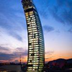 Wolkenkratzer Libeskind Tower in Mailand, Italien