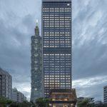 Nan Shan Plaza | Taipeh, Taiwan | Architekt(en): Mitsubishi Jisho Sekkei Inc.; Archasia Design Group. Bild: Hisao Suzuki