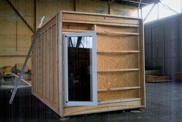 passivhaus raumzelle aussteifend und tragend. Black Bedroom Furniture Sets. Home Design Ideas