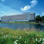 Das Amt für Verkehr und Wasserwirtschaft wurde als Demonstrationsvorhaben für energiesparendes und nachhaltiges Bauen konzipiert.