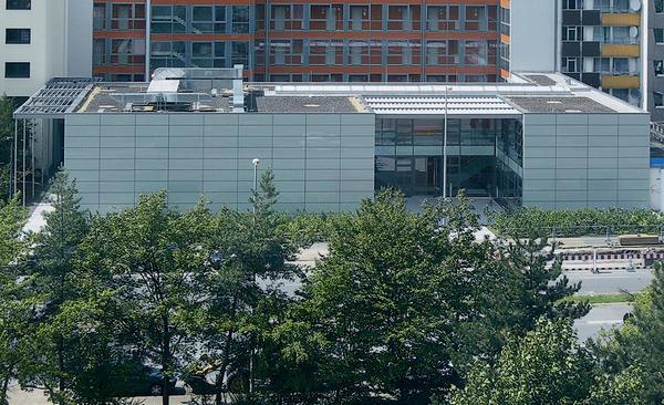 Innenarchitektur Umschulung umschulung hinter glas