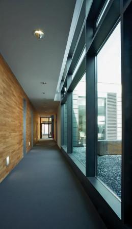 Neubau eines schulungs und ausstellungszentrums in minden for Innenarchitektur herford