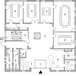 Grundriss EG. Bild: Architekten Brummer und Retzer