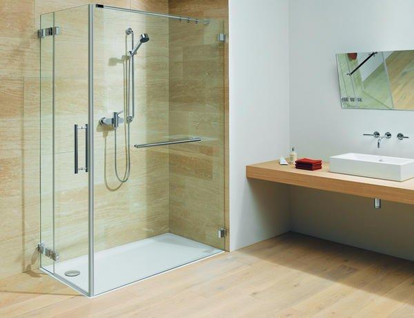 bodengleiche duschen auf dem weg zum allt glichen luxus. Black Bedroom Furniture Sets. Home Design Ideas