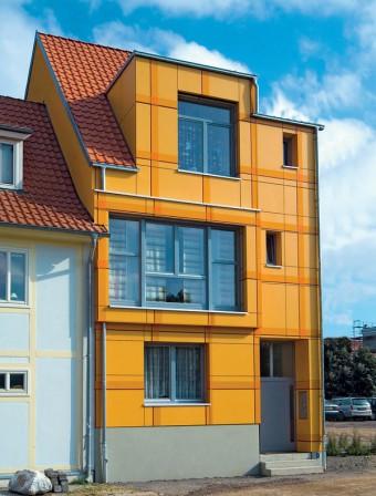 Innenarchitekt Quedlinburg neubau fünf reihenhäusern in quedlinburg modernes sensibel