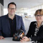 Architekten Christian Gaus und Saskia Gaus-Mens