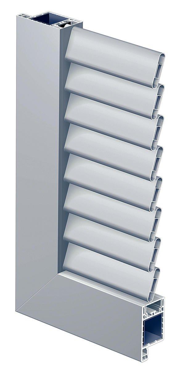 Sichtschutz mit system for Miniküchen mit system