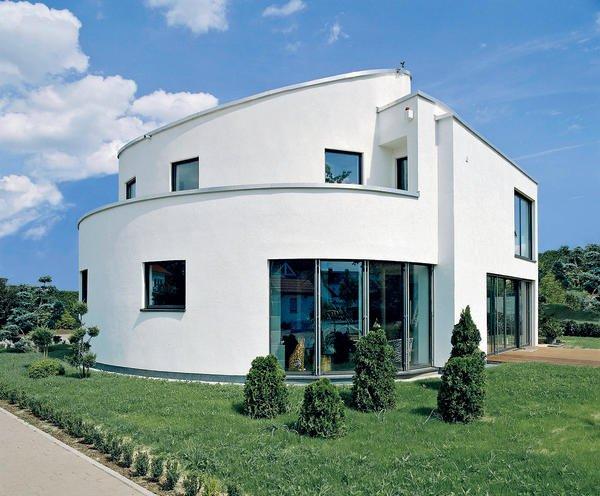 neubau eines wohnhauses in b hl anklang an klassische moderne. Black Bedroom Furniture Sets. Home Design Ideas