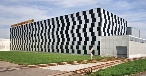 Neubau eines hochregallagers in aarau dynamische abl ufe - Dynamische architektur ...