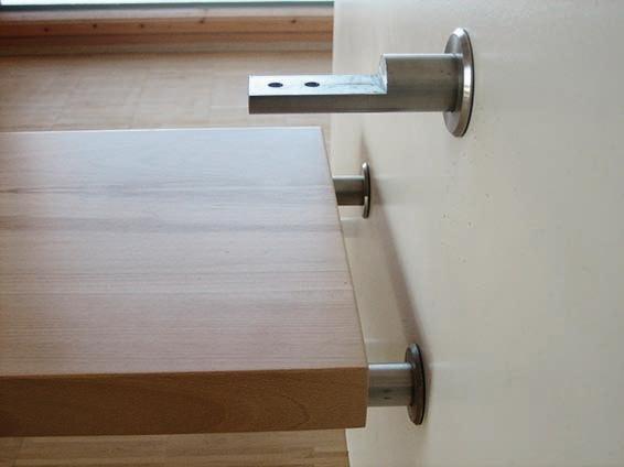 f r schwebende treppenkonstruktionen. Black Bedroom Furniture Sets. Home Design Ideas