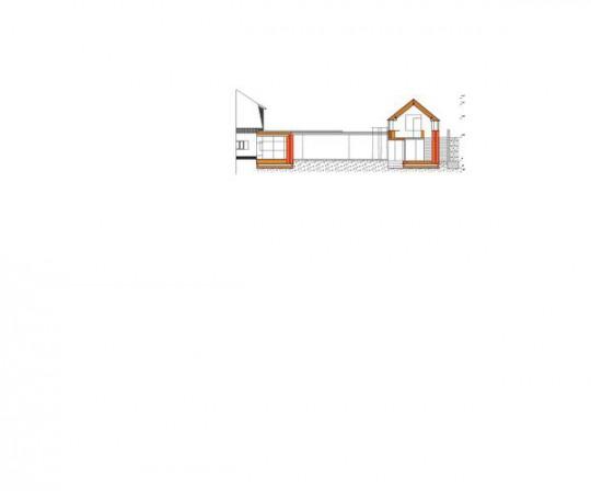 Anbau eines Bürogebäudes in Landshut. Traditionsbewusstes Passivhaus