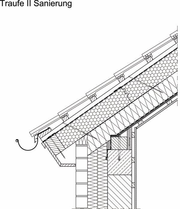 Kombinierte Dammsysteme In Der Sanierung Dampfoffen Auf Den Sparren