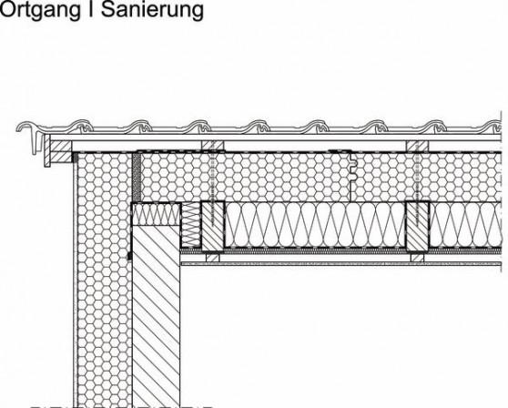 kombinierte d mmsysteme in der sanierung dampfoffen auf. Black Bedroom Furniture Sets. Home Design Ideas