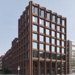 Deutsche Ziegelbauten: Empfangsgebäude Drägerwerke, Lübeck