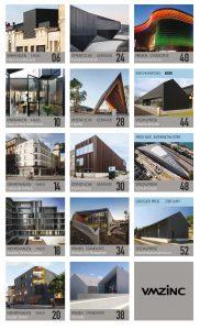 Der neue »Focus on Zinc« zum Archizinc Wettbewerb Nr. 8 stellt alle Preisträger in Wort und Bild vor.