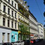 Fassadenbegrünung in Wien
