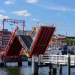 Hörnbrücke in Kiel