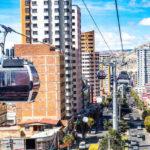 Seilbahn in La Paz.Bild: jc / stock.adobe.com