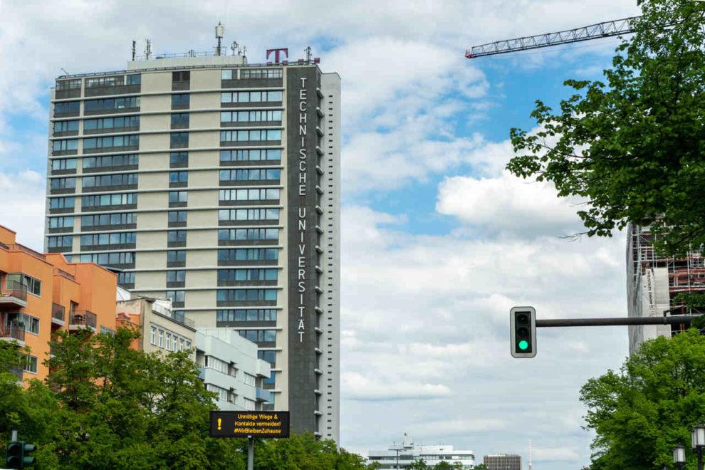 Gebäude der TU Berlin-