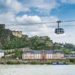 Seilbahn in Koblenz. Bild: Andy-Ilmberger / stock.adobe.com