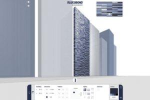 Der Alucobond Desigmaker ist schnell und intuitiv zu bedienen und verlangt keine Einarbeitung. Bild: 3A Composites