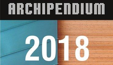 Architekturkalender Archipendium 2018
