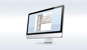 Das Schöck Detailcenter enthält über 70 Ausführungsdetails für kerngedämmte Betonwände. Bild: Schöck