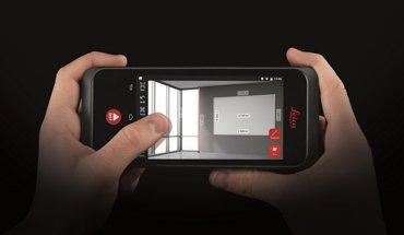 Leica BLK3D: Professionelle 3D-Messung per Foto in Echtzeit. Bild: Hexagon AB