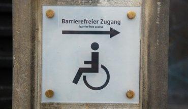 Barrierefreies Wohnen ist für viele alte und behinderte Menschen Grundvoraussetzung für ein selbstständiges Leben.