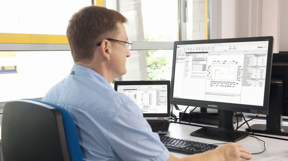 Die Schöck Bauteile GmbH hat eine neue Bemessungssoftware für den Schöck Isolink für Betonfassaden und VHF veröffentlicht. Bild: Schöck Bauteile GmbH