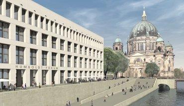 """Das Berliner Schloss ist eine der Besichtigungsmöglichkeiten während der Fachtagung """"Holzfenster in Denkmalschutz und Sanierung"""". Bild: SHF/Architekt: Franco Stella mit FS HUF PG"""