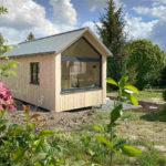 Tiny House mit Flächenheizung