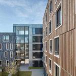 Variowohnungen Bochum. Architektur: ACMS Architekten GmbH, Wuppertal. Bild: Sigurd Steinprinz, Düsseldorf