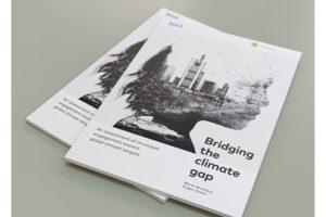 """Die Studie """"Bridging the Climate Gap"""" zeigt auf, was Städte und Kommunen tun können, um langfristig klimaneutral zu werden."""